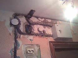 Замена электропроводки в Новокуйбышевске